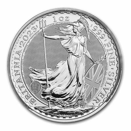 Platynowa Moneta Britannia 1 uncja 24h