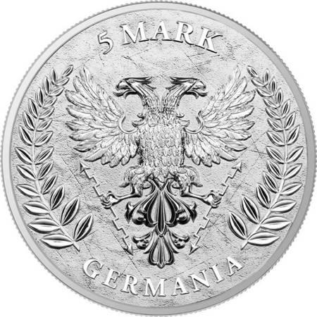 Srebrna Moneta Germania 2020 1 uncja 24h