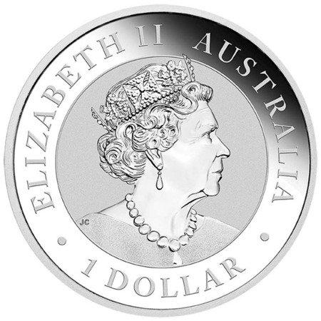 Srebrna Moneta Orzeł Australijski 1 uncja 24h
