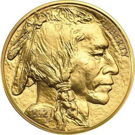 Złota Moneta Amerykański Bizon 1 uncja 24h