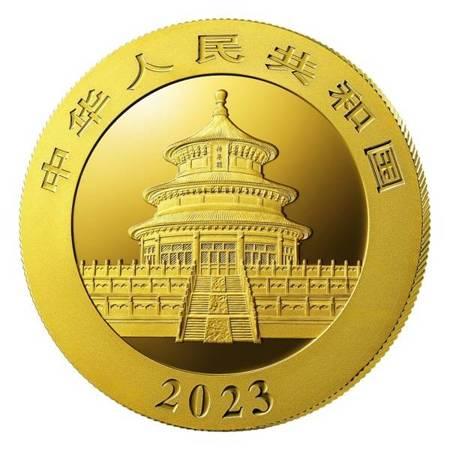 Złota Moneta Chińska Panda 15g
