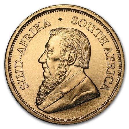 Złota Moneta Krugerrand 1 uncja 50th 24h