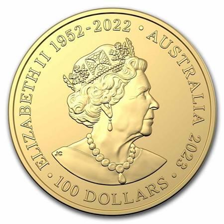 Złota Moneta Wieloryb 1 uncja LIMITOWANA